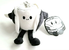 Happi Paper Keychain Plush