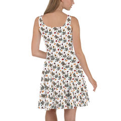 Easy Breezy Tuxie Dress