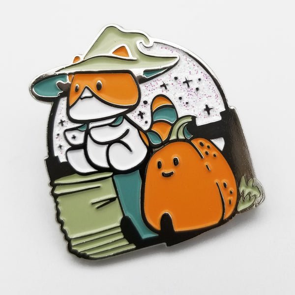 Magic Friends Enamel Pin