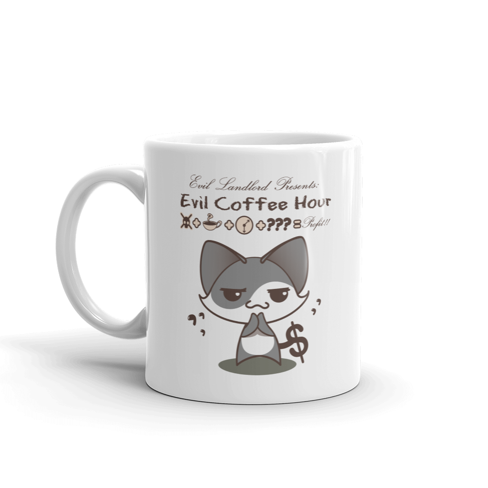 Evil Coffee Hour Mug