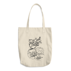 Do Good Things Tote