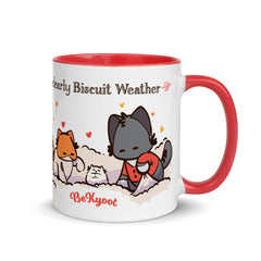 Biscuit Weather Mug