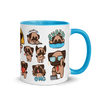 Pudge the Pug Mug