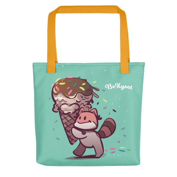 Coconut's Giant Ice Cream Tote