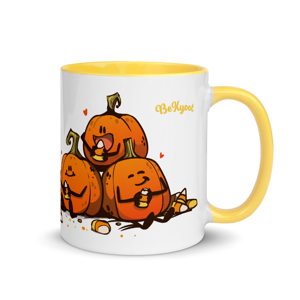 Candy Corn Club Mug