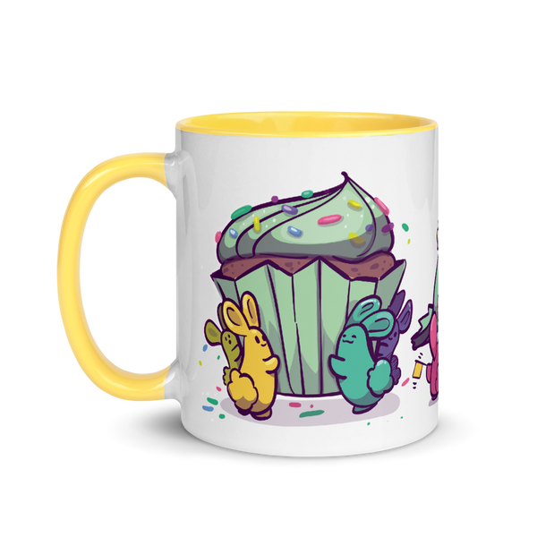 Sweet Jelly Bunnies Mug