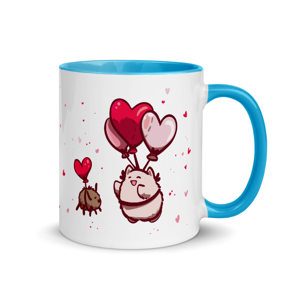Your Love Lifts Me Mug