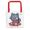Lucky Tuxie Tote bag