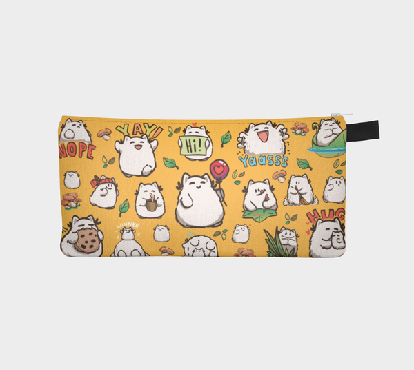 A Floofy Pencil Case