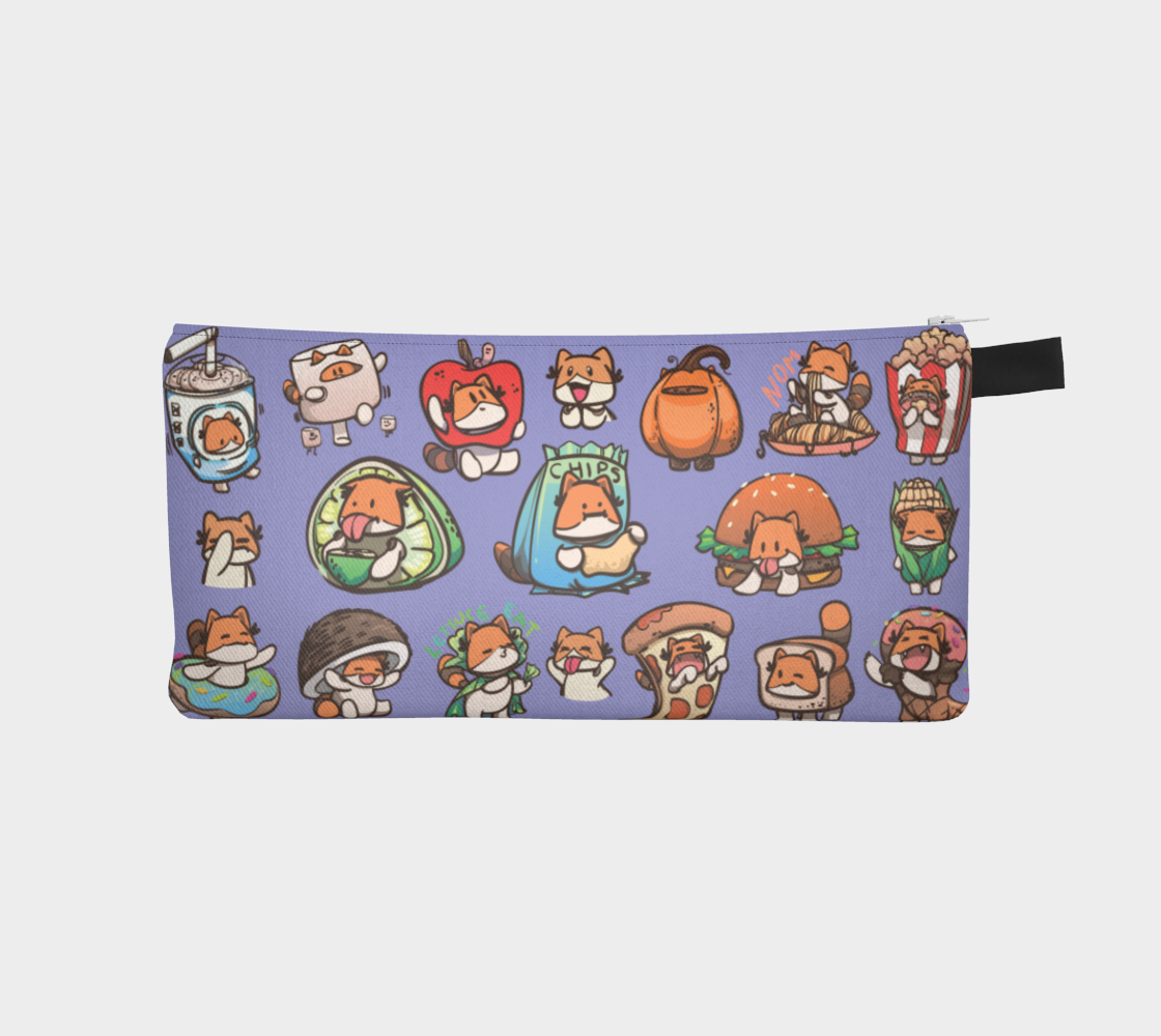A Coco NUTTY Pencil Case