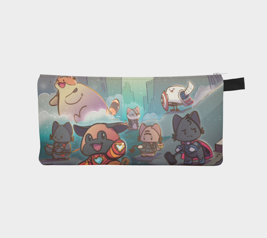 Ameowengers Assemble! Pencil Case