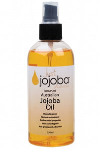Jojoba Oil - Just Jojoba Australia 250ml