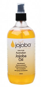 Jojoba Oil - Just Jojoba Australia 500ml