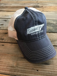 Tennessee Design Shop Logo Cap