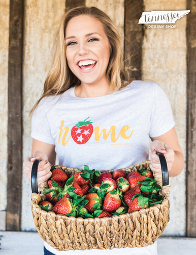 Strawberry Home Tristar Ladies Tee
