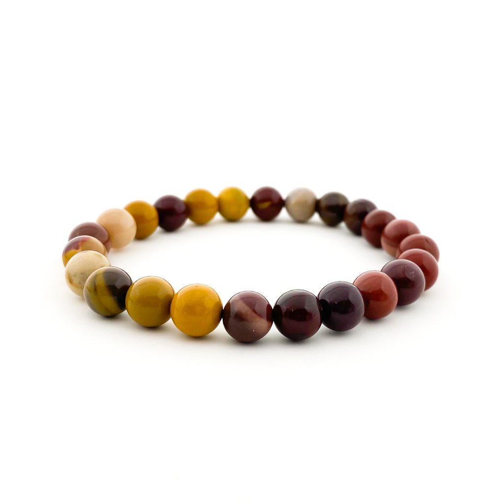 MOOKAITE JASPER BRACELETS | SIZE OPTIONS