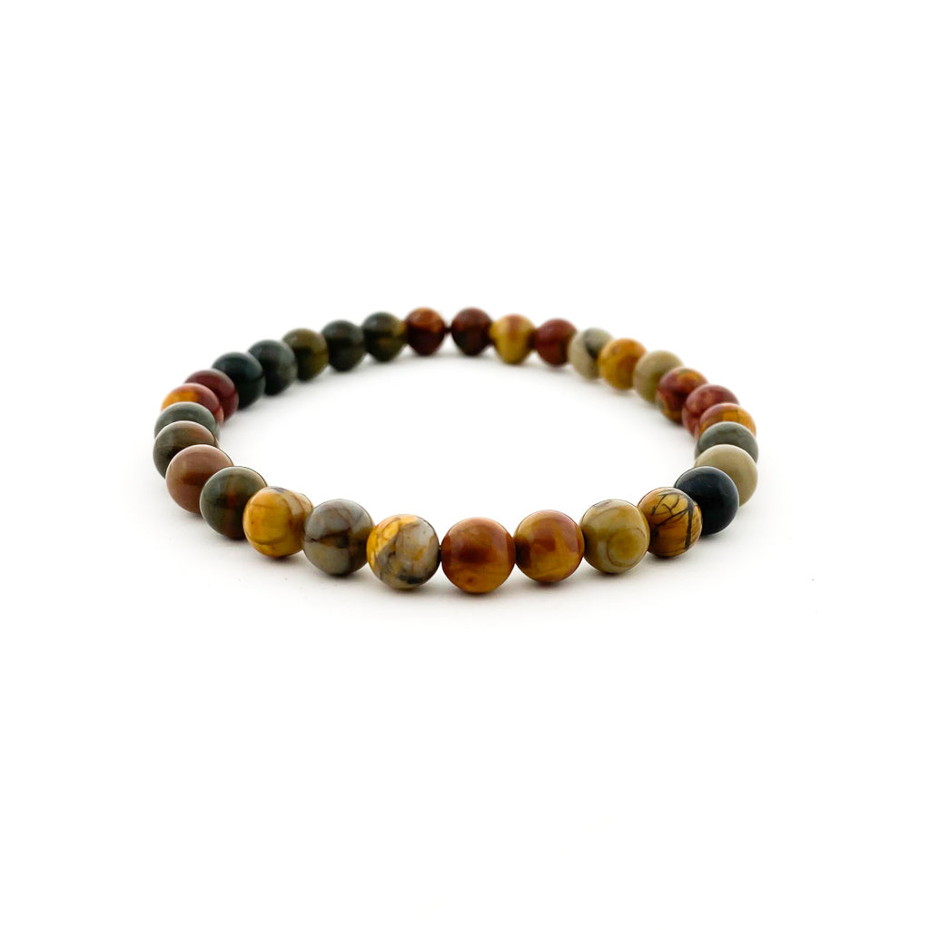 PICASSO JASPER BRACELETS | SIZE OPTIONS