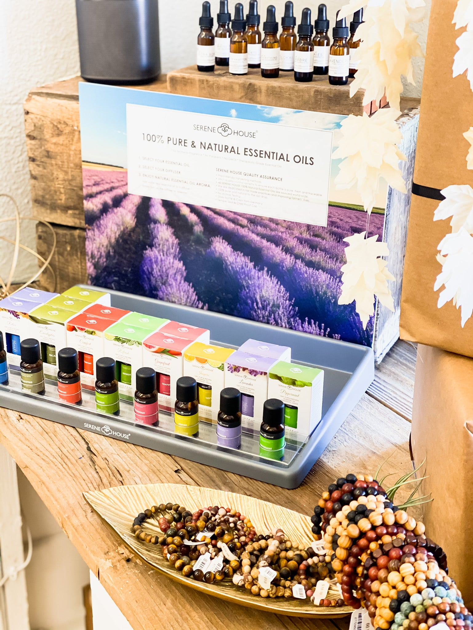 ESSENTIAL OILS | ASSORTED SCENTS