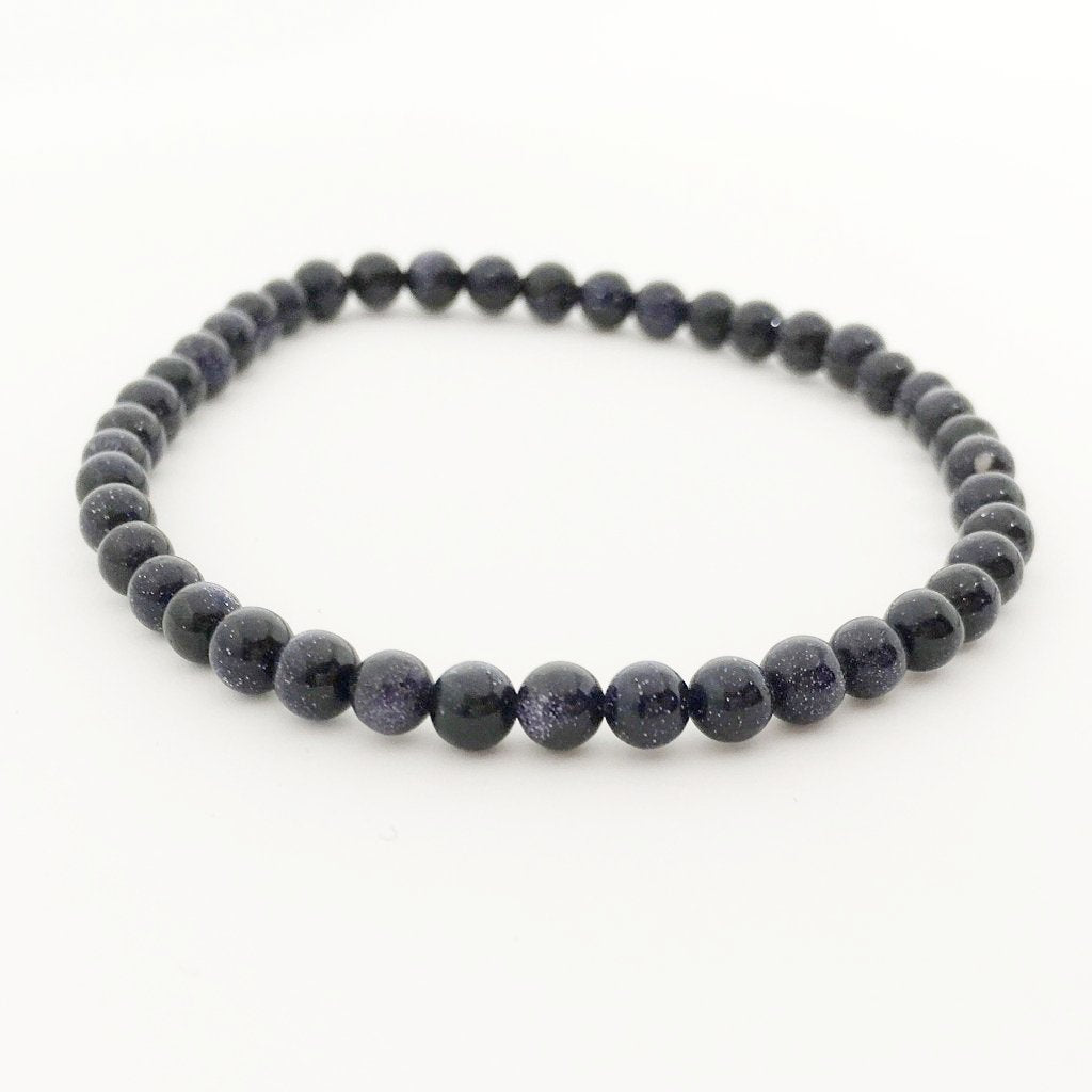 BLUE SAND STONE BRACELETS | SIZE OPTIONS