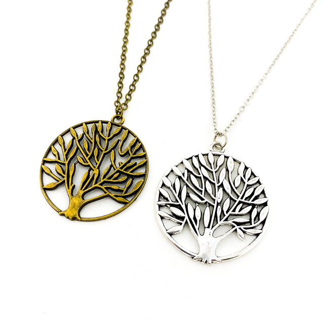 TREE OF LIFE NECKLACES | STYLE OPTIONS