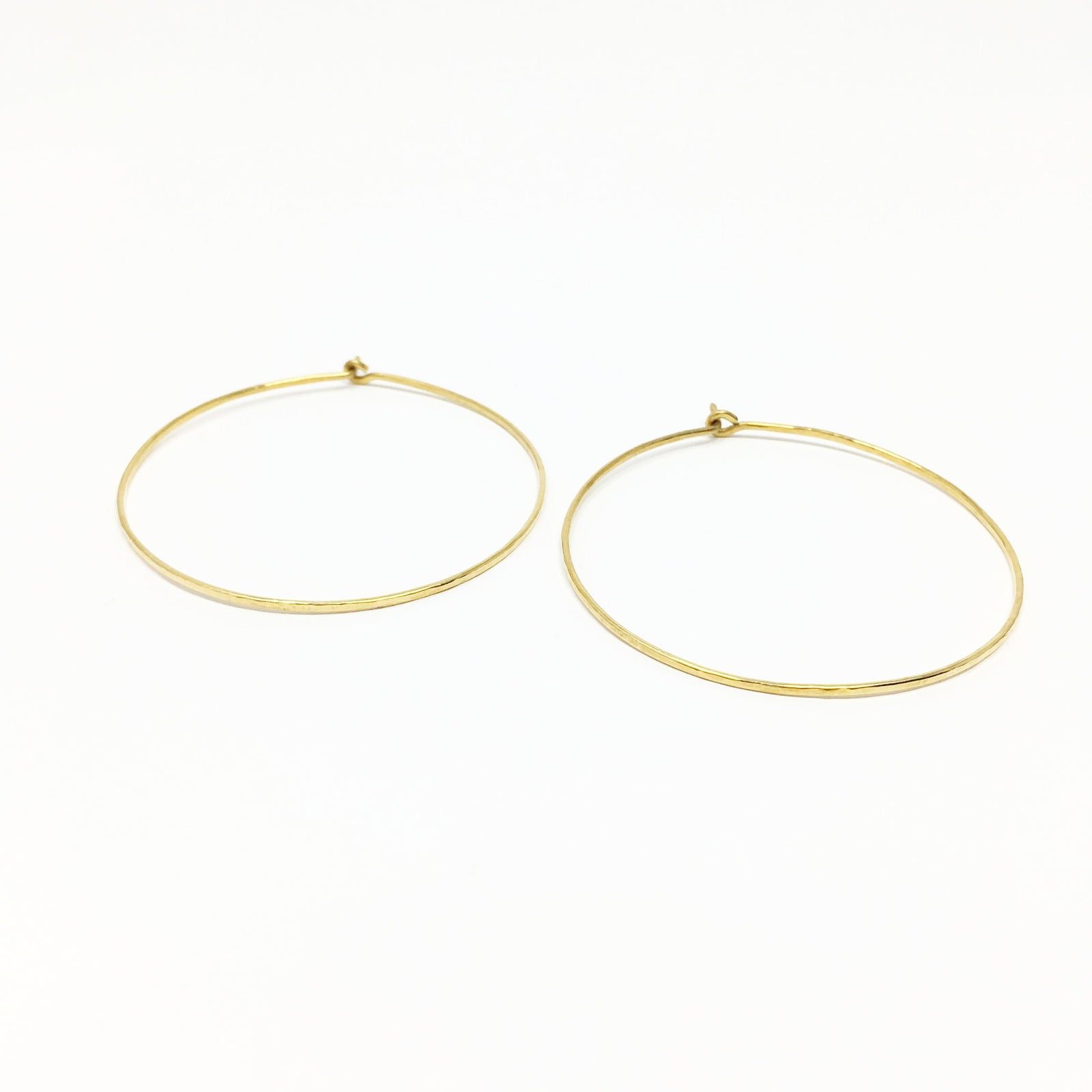 IMPRESSION HOOPS | BRASS