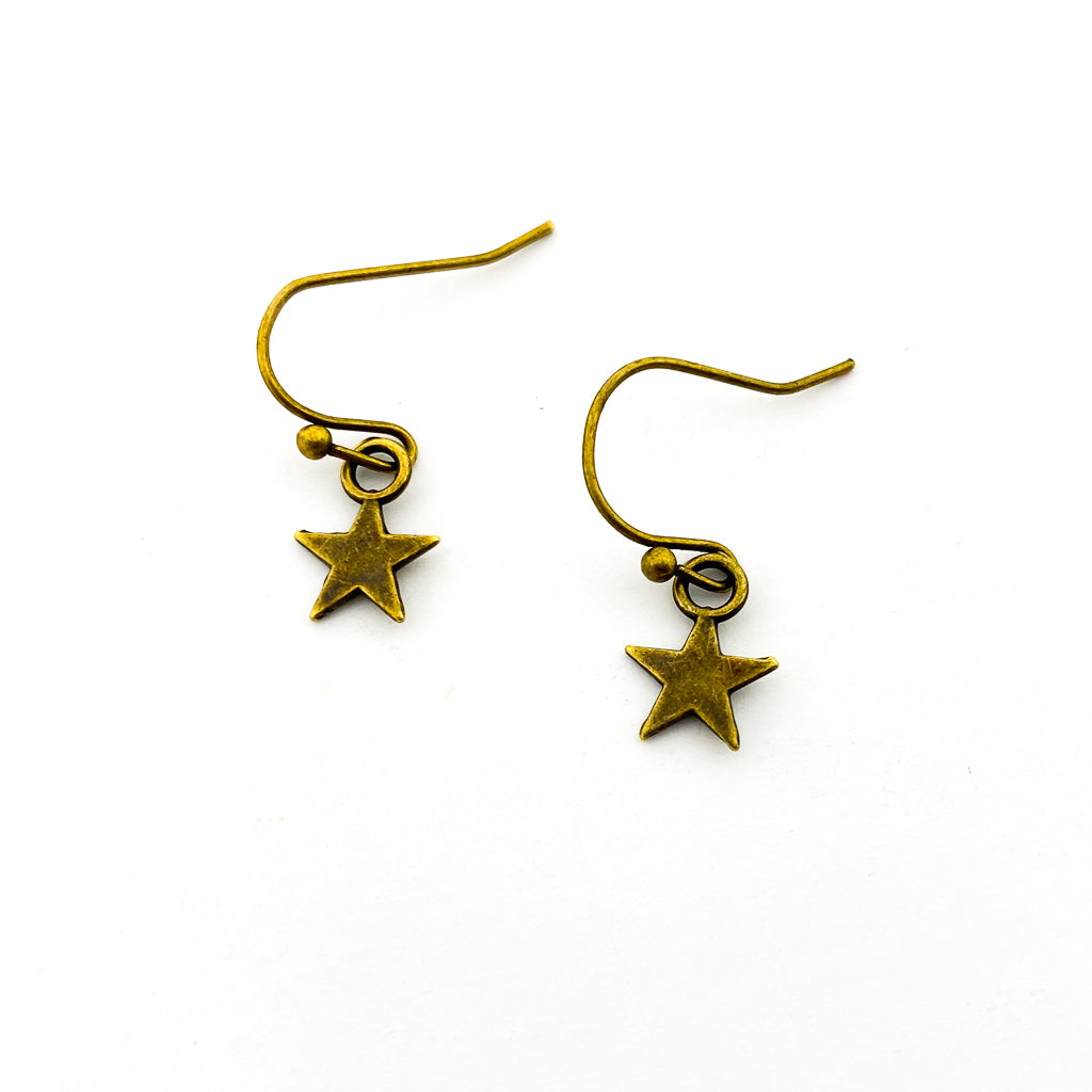MINI STAR EARRINGS | COLOR OPTIONS