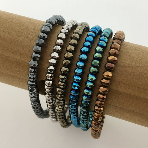 KIDS CROSS DIFFUSER BRACELETS