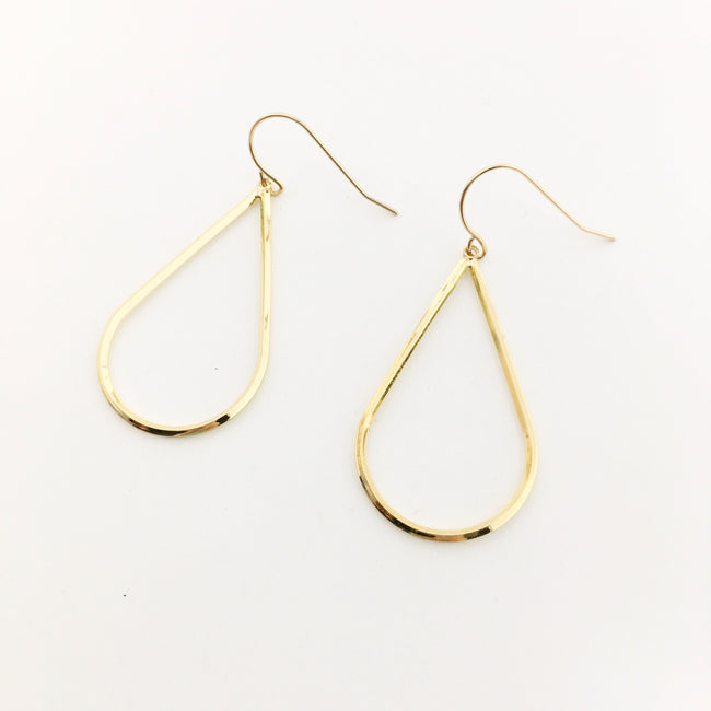 DROP EARRINGS | 14K GOLD-FILLED