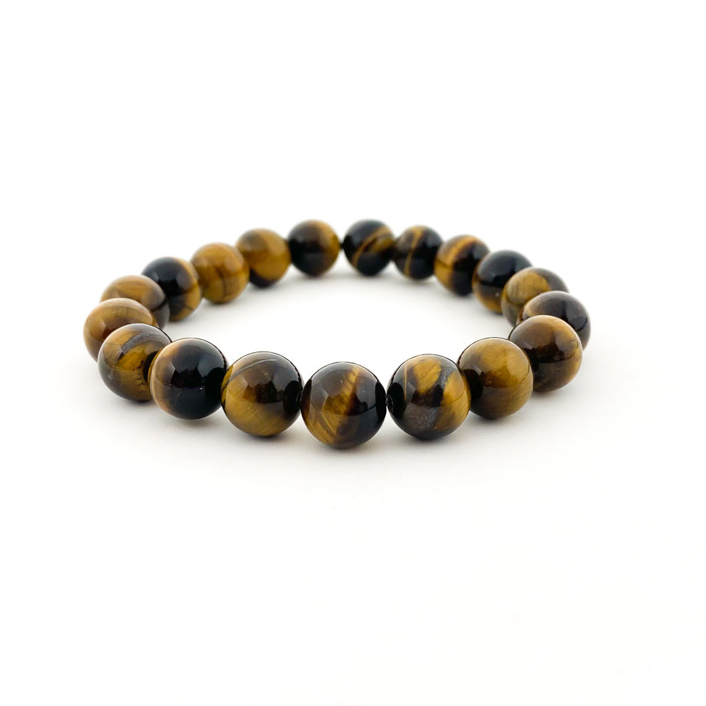 TIGERS EYE BRACELETS | SIZE OPTIONS
