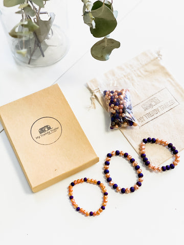 BRACELET MAKING KITS | DIFFUSERS | STYLE OPTIONS