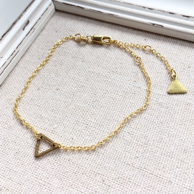 FH MINI TRIANGLE BRACELET