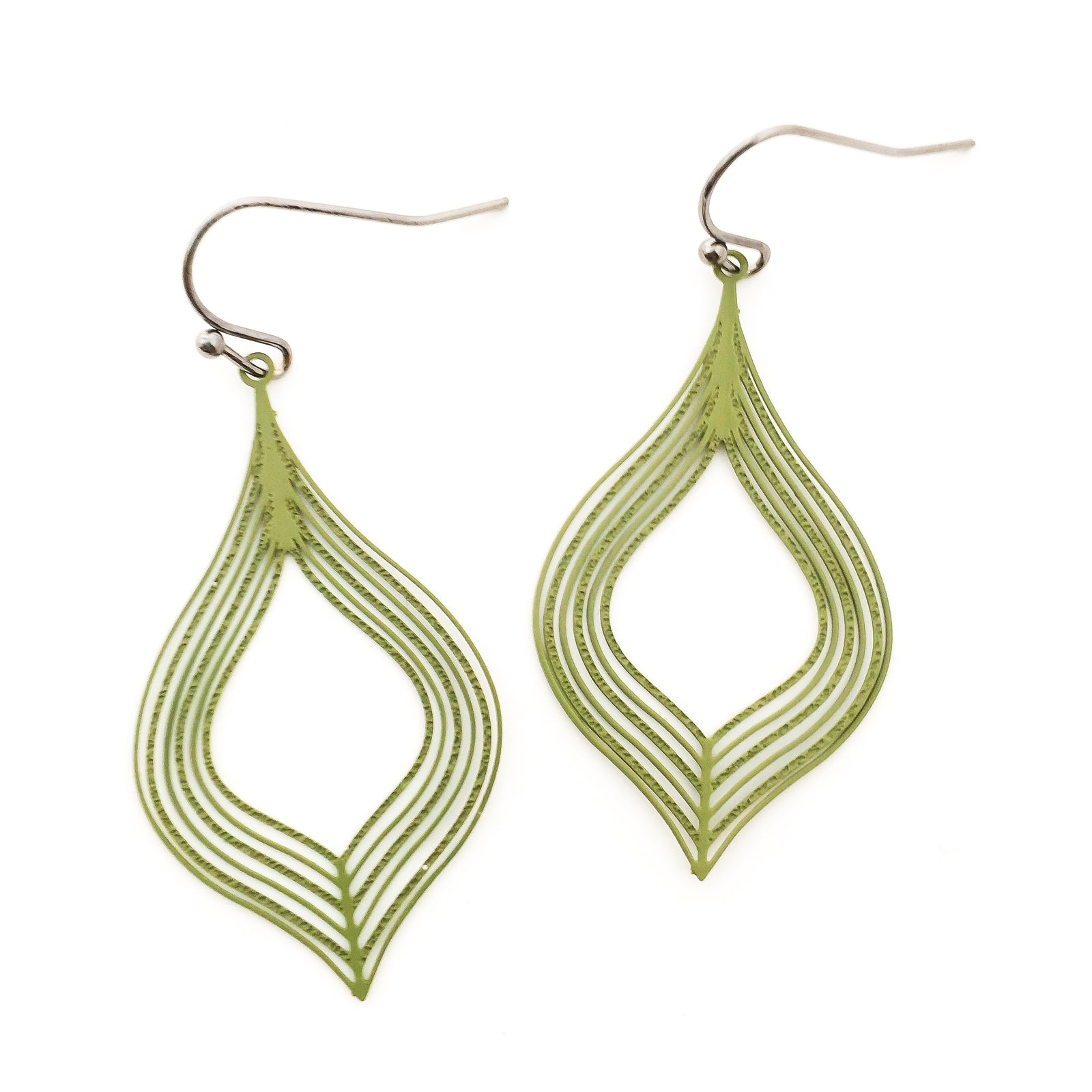 MOROCCAN FILIGREE EARRINGS | COLOR OPTIONS