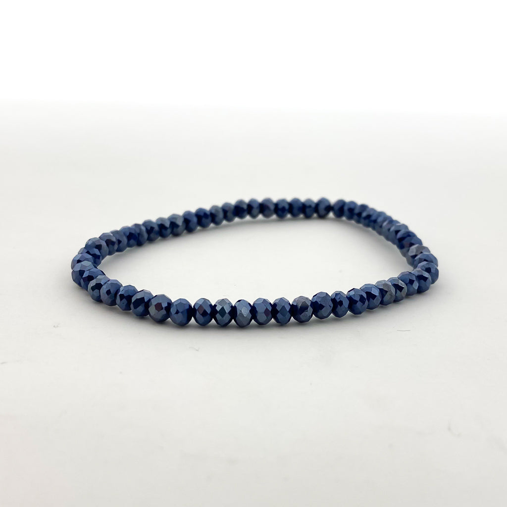 CRYSTAL BRACELETS | 4MM | PERIWINKLE COLLECTION