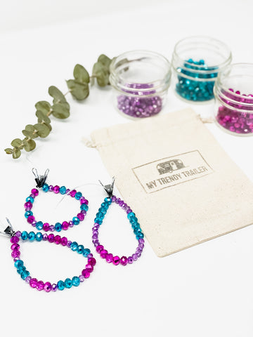 BRACELET MAKING KIT | SPRING MIX