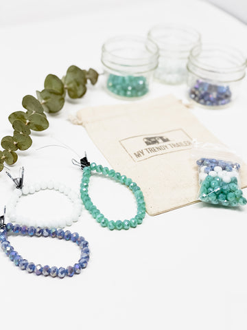 BRACELET MAKING KIT | SPARKLE MIX