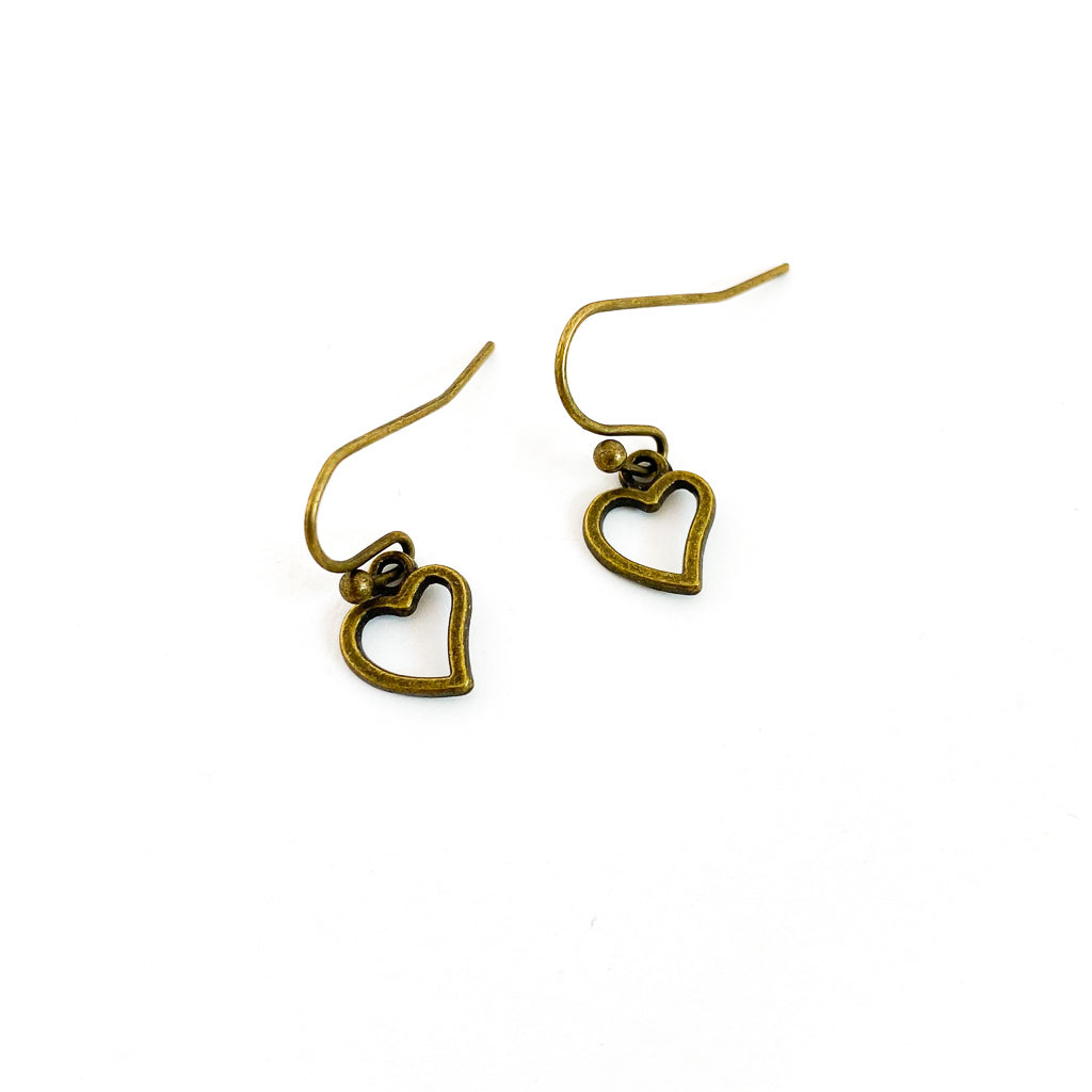 LITTLE BIT OF LOVE EARRINGS