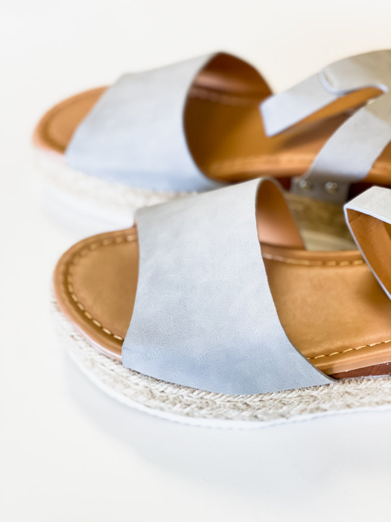 SUMMER OPEN TOE SHOES | ASSORTED COLORS