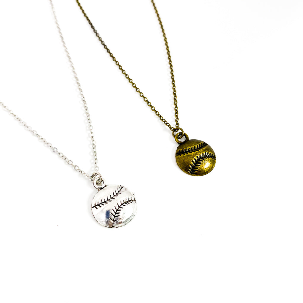BASEBALL NECKLACES | STYLE OPTIONS