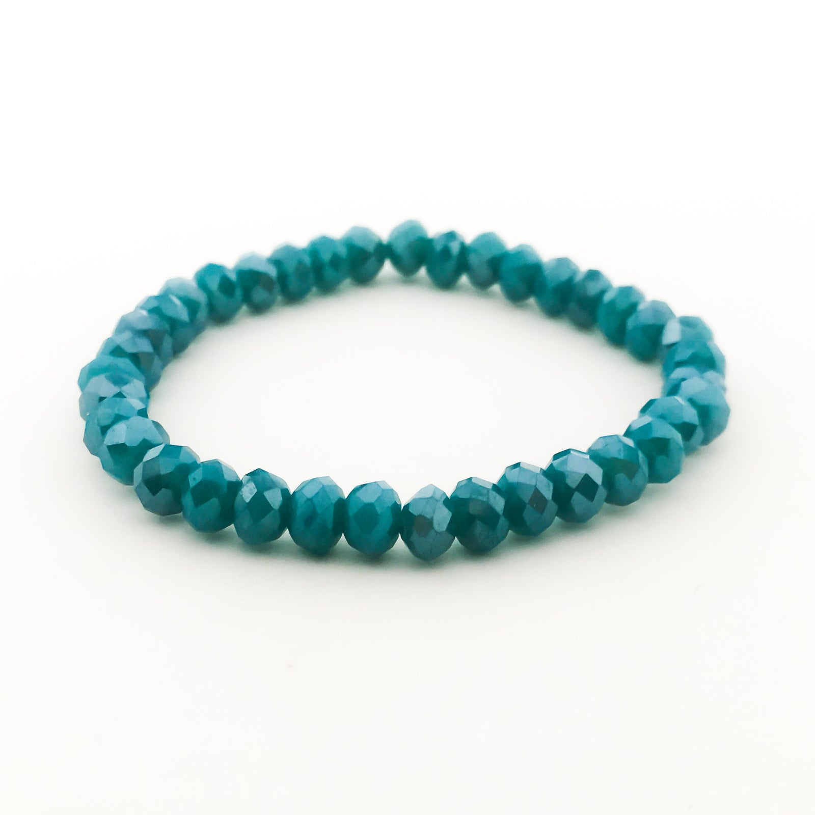 KIDS CRYSTAL BRACELETS | 6MM | SPARKLE COLOR OPTIONS