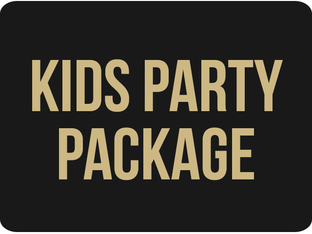 KIDS PARTY PACKAGE