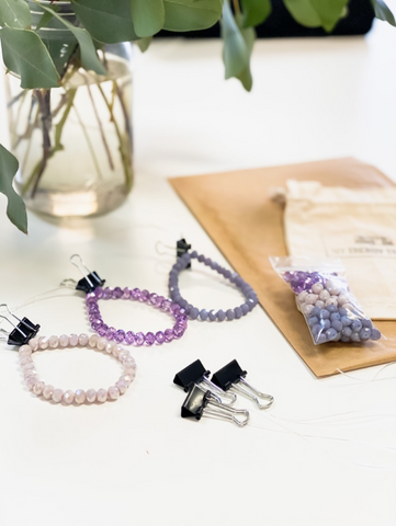BRACELET MAKING KIT | SLEEPY HOLLOW MIX