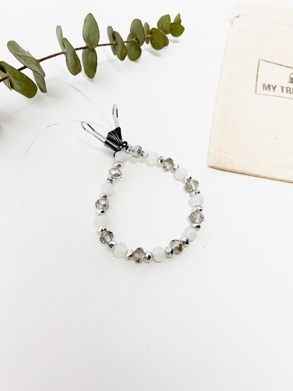 BRACELET MAKING KIT | SILVERS