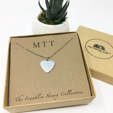 FH HEART NECKLACE