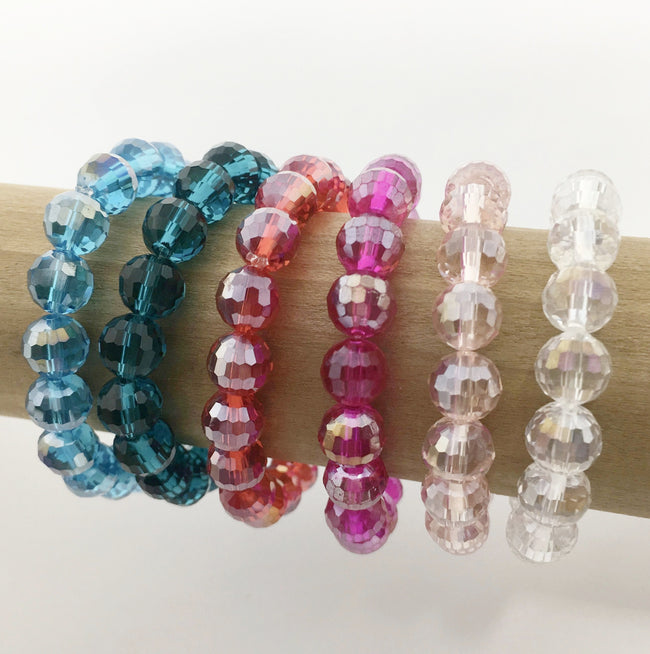 KIDS CRYSTAL BRACELETS | 8MM
