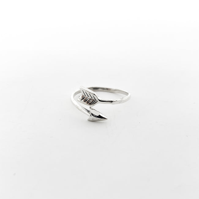 ARROW RING | STERLING SILVER | SIZE OPTIONS