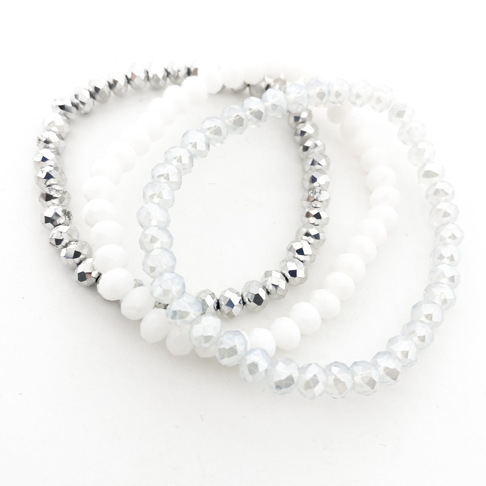 CRYSTAL BRACELETS | 6MM | ICE COLLECTION
