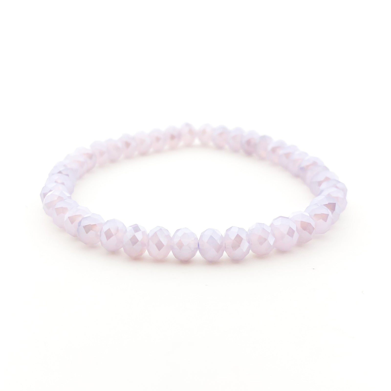 CRYSTAL BRACELETS | 6MM | PURPLES COLLECTION