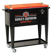 HARLEY DAVIDSON® FORGED IN IRON ROLLING COOLER