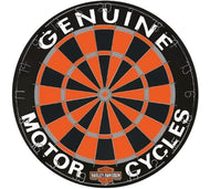 HARLEY-DAVIDSON® COMPETITION DART BOARD -GENUINE MOTOR CYCLES -