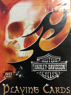 HARLEY DAVIDSON® PLAYING CARDS - FLAMES